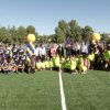 COC Unveils New Soccer Field