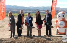 Groundbreaking Ceremony Held for New Logix Headquarters