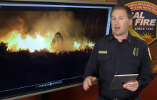 Weekly Fire Situation Report for Monday, Oct. 3, 2016