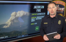 Weekly Fire Situation Report for Monday, Oct. 24, 2016