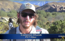 COC Student Hikes 2,600 Miles from Mexico to Canada