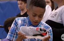 Boys & Girls Club Gets $5K Plus Shoes from Kids Foot Locker