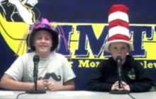 Placerita Miner Morning TV for Monday, Oct. 17, 2016: Crazy Hat Day