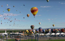 STEM in 30   A Sky Full of Color: Live from the Albuquerque Balloon Fiesta