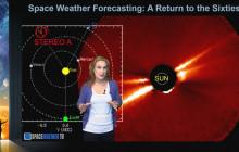 Cygnus Arrives at ISS; Solar Hazard; Preparing for Orion Test; more