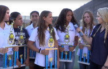 West Ranch TV, 10-18-2016: Mack Bailey, Varsity & JV Girls Tennis, DFYIT