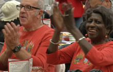 SCV Senior Center Provides a Place for Everyone on Thanksgiving