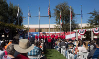 Photo Gallery: The Annual Veterans Day Ceremony at Veterans Historical Plaza