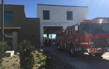 Dedication, Ribbon Cutting Ceremony Held for Fire Station 143
