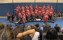 Gay Men's Chorus of LA Brings Message of Tolerance, Acceptance to Saugus HS