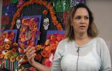 Dia de Los Muertos Celebration & Display