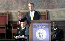 SECDEF Ash Carter Announces Next 'Force of the Future' Initiative