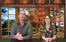 Hart TV for Thursday, 11-3-2016: Counselors' Corner; Jellyfish Day
