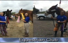 Placerita Miner Morning TV, 11-1-2016: Equestrian Club, Candy for the Military, more