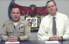 Rio Norte TV, 11-8-2016: Details About Upcoming Lockdown Drill