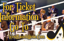 Nov. 20: Count Basie Orchestra in Concert at West Ranch High School