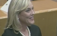 Barger Sworn Into L.A. County 5th District Seat