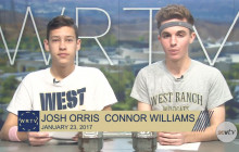 West Ranch TV, 1-23-17   Every 15 Minutes Interviews