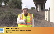 Caltrans News Flash: Preparing for the Next Big Quake