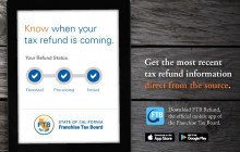Find Out Your Refund Status with the FTB Refund App