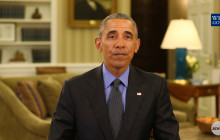 President Obama's Final Weekly Address: The Honor of Serving as President