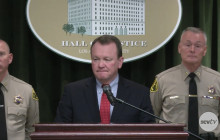 Sheriff McDonnell Introduces Unmanned Aircraft System for Rescue, HazMat and Disaster Operations