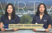 West Ranch TV, 1-30-17 | Space Jam Video