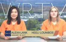 West Ranch TV, 1-18-17   Behind the Orange