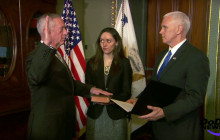 DoD | Mattis Sworn In as Defense Secretary
