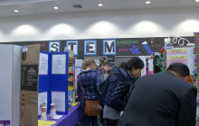 Oak Hills Hosts STEM Expo