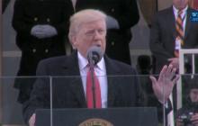 Oath of Office, Inaugural Address
