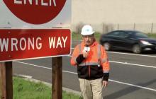 Caltrans News Flash: Wrong Way Driver Pilot Program