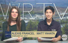 West Ranch TV, 2-27-17 | Open Library Night
