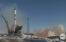 Russian Cargo Craft Sets Sail for the International Space Station