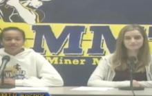 Morning Miner TV 2/10/17