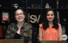 Sierra Vista Life, 2-23-17   Spurs Students of the Month