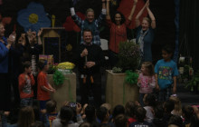 Helmers Elementary Celebrates New Garden, Garden Based Curriculum