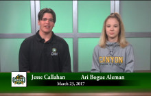 Canyons News Network, 3-23-17 | Prom Fashion Show