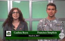 Canyon News Network, 3-6-17 | Jazz Pop