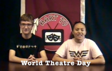 Hart TV, 3-27-17 | World Theatre Day