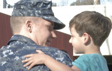 Santa Clarita Elementary Student Reunited with Military Uncle