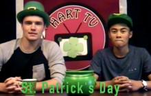 Hart TV, 3-17-17 | St. Patrick's Day