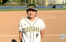 COC Softball Bounces back with doubleheader sweep