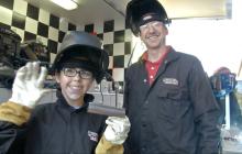 Arroyo Seco Jr. High Students Explore Welding Technology