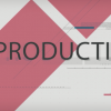 In Production: Week of March 28, 2017