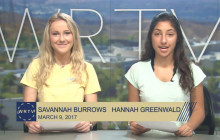 West Ranch TV, 3-9-17   20% time