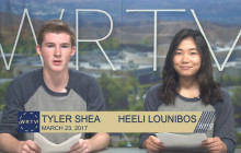 West Ranch TV, 3-23-17   Scholarships
