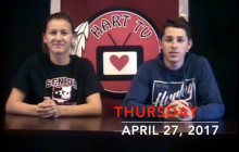 Hart TV, 4-27-17 | Tell a Story Day