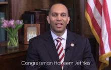 Congressman Hakeem Jeffries (D-NY)