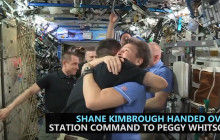Expedition 50 Returns to Earth